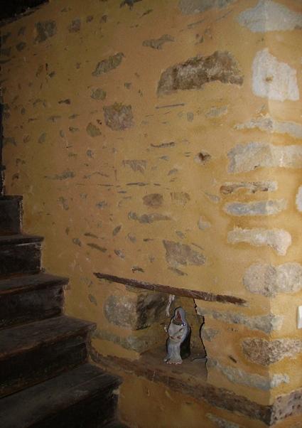Charles duchet ma onnerie - Mur en pierre apparente interieur ...